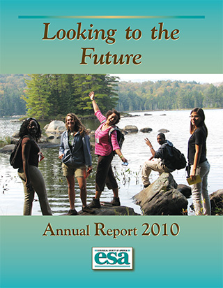 2010 Annual Report Cover.