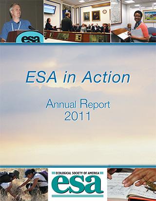 2011 Annual Report Cover.