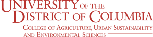 Official logo of the University of the District of Columbia.