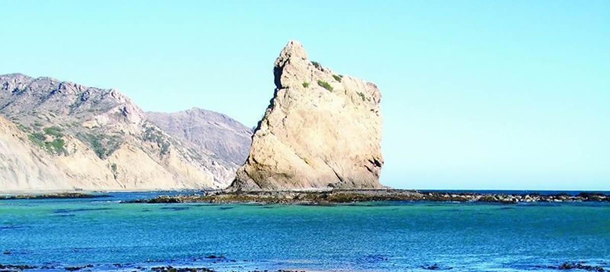Image of Santa Cruz island