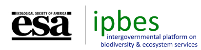 IPBES | Intergovernmental Platform on Biodiversity and Ecosystem Services