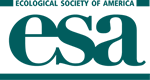 ESA Logo. Teal letters on a white background.