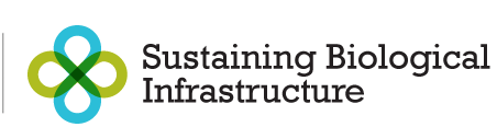 Sustaining Biological Infrastructure Logo